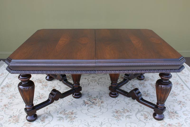 table after Georgetown Refinishing & Antique Restoration